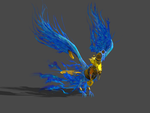 MM HEROES VII -  ARCANE BIRD by Oo-FiL-oO