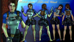 {HDR} Series ~  Sola Wetsuit [TR2] by ViCt0RXD