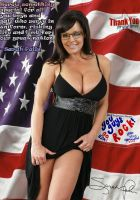 Sarah Palin's Gift to the Troops by AMac145