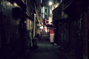 Back Alley by Destroth