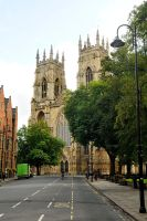 York Minster 1 by wildplaces