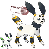 many eons ago I made this by G-FauxPokemon