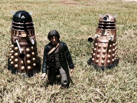 8th dr a daleks the starting of the time war by 1000guy1