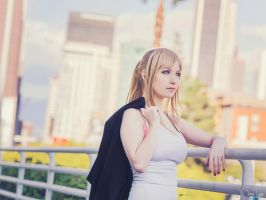 Winry Cosplay 1 by SNTP