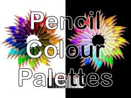 Colour Pencil Palettes by he4rty