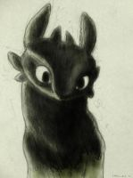 Toothless - Watch and Learn by Sennika