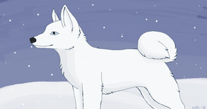 And it started to snow by InuKii