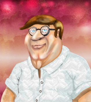 Peter Griffin by ogjimkenobi