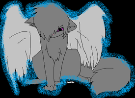 .:Rainbreeze in StarClan:. by x-Spottypath-x