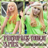 PHOTOPACK YoonJo (Hello Venus) #105 by YunaPhan