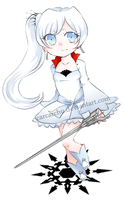 little white by carcarchu