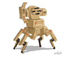 5MinuteMech by Spex84