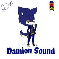 Damion Sound 2014 by x-Miss-Mango-x