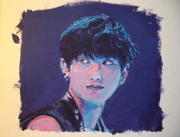 Gouache Tao by Julia-Yes