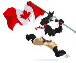 Proud to be Canadian by super-tuler