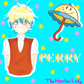 Super Princess Peach: Perry by TheHentaiLady
