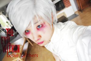 The Evil Within - Leslie Withers Cosplay by JoongChang