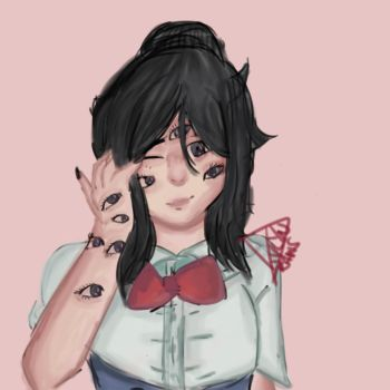 Yandere Monster by VivlynDraws