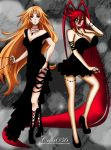 .:Collab:. With Kohane-chan -black Elegance by colla036