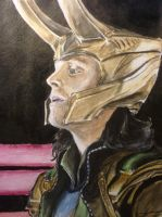 Loki. In Midgard by JustBro67