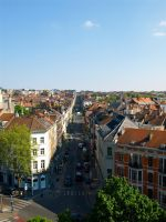 Brussels from the rooftops by gee231205