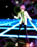VY2 Yuuma (Model Download) by Chibi-Espada