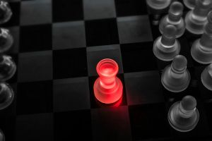 Chess Experiment # 3 - Red by JaliosWilinghart