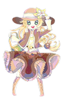 Art Trade _ Etoile Laurence by sARaLy560