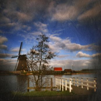 welcome to Kinderdijk II... by Kaarmen