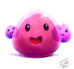 Slimes - 30 Minute Challenge by Tsitra360