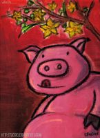 happy piggy new year - 2007 by tRuCciE