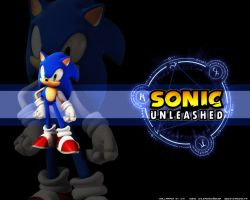 Sonic Unleashed Wallpaper by Nawamane
