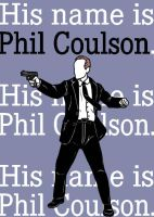 Phil Coulson by blindfaith311