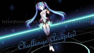 [MMD] .:100 Theme's Challenge:. ~Introduction~ by MrMario31095