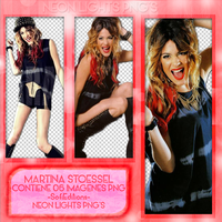 Martina Stoessel PackPNG - Revista Caras - NLP by SoffMalik