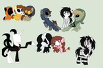 My little Creepypasta by love-me-drowned