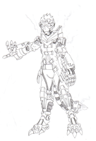 Iceman Redesigned by coyotepack