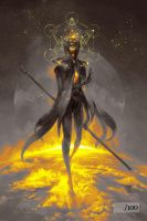 Eistibus - Limited Edition Variant by PeteMohrbacher