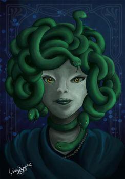 Medusa by Lunalight