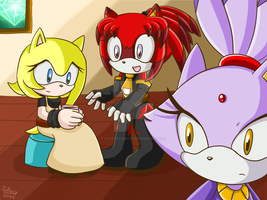 Don't worry :SonicX: by FantasyAshley