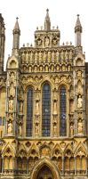 Wells, England - Cathedral 1 by Ovid2345