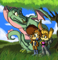 Girls_of_SatAM by TheStickMaster