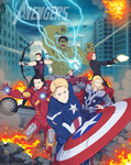 Avengers - We have a Hulk by ichan-desu