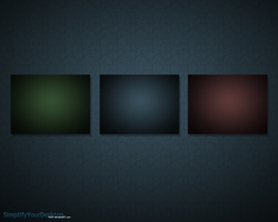 SimplifyYourDesktop Wallpaper by VSX47
