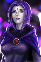 Raven by williamcjones48