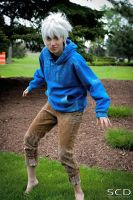 Jack Frost Cosplay by blondewolf2