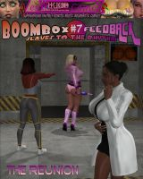 Boombox Feedback Rhythm cover 7 by WikkidLester