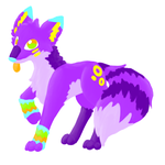Viokit Contest Entry: Fox .:CLOSED:. by Wolfie-Bases-Adopts