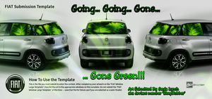Going...Going...Gone...GreenThatIs! by sleeprobber