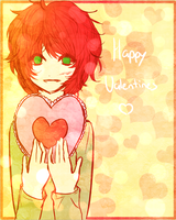 Happy Valentines Day by Frogfire